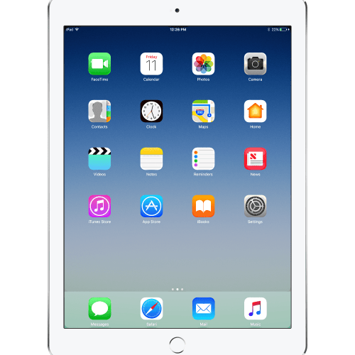 small resolution of an ipad