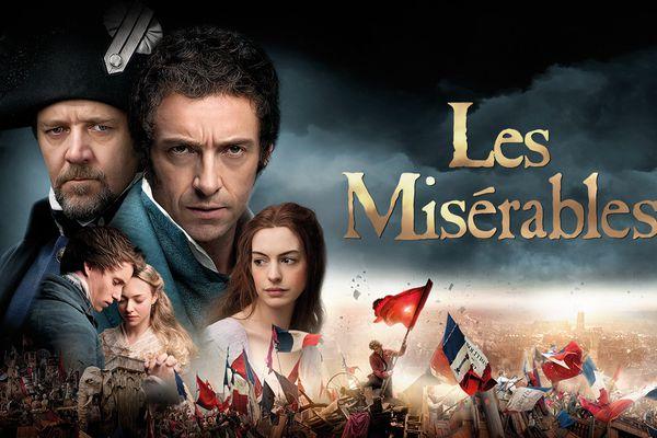 Les Misérables 2012 promotional image