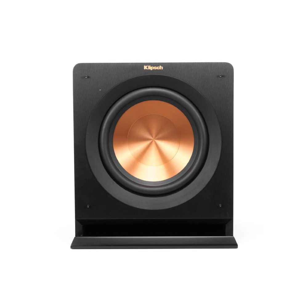 medium resolution of best wide frequency range klipsch r 110sw 10 200 watt subwoofer