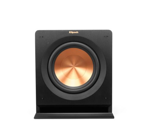 small resolution of best wide frequency range klipsch r 110sw 10 200 watt subwoofer