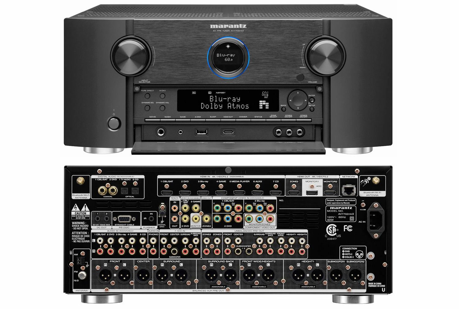hight resolution of preamplifier basics for home theater
