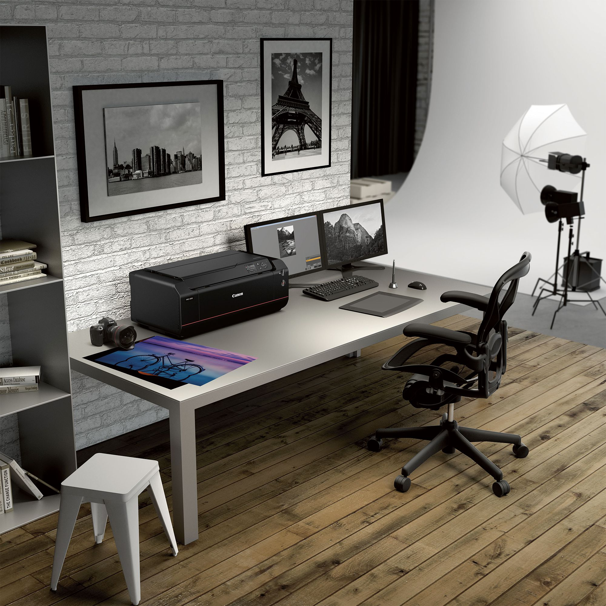 Canon imagePROGRAF Pro1000 Professional Photo Printer
