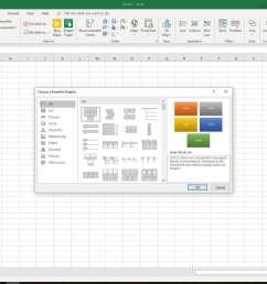 choose a smartart graphic window in excel [ 1920 x 1048 Pixel ]