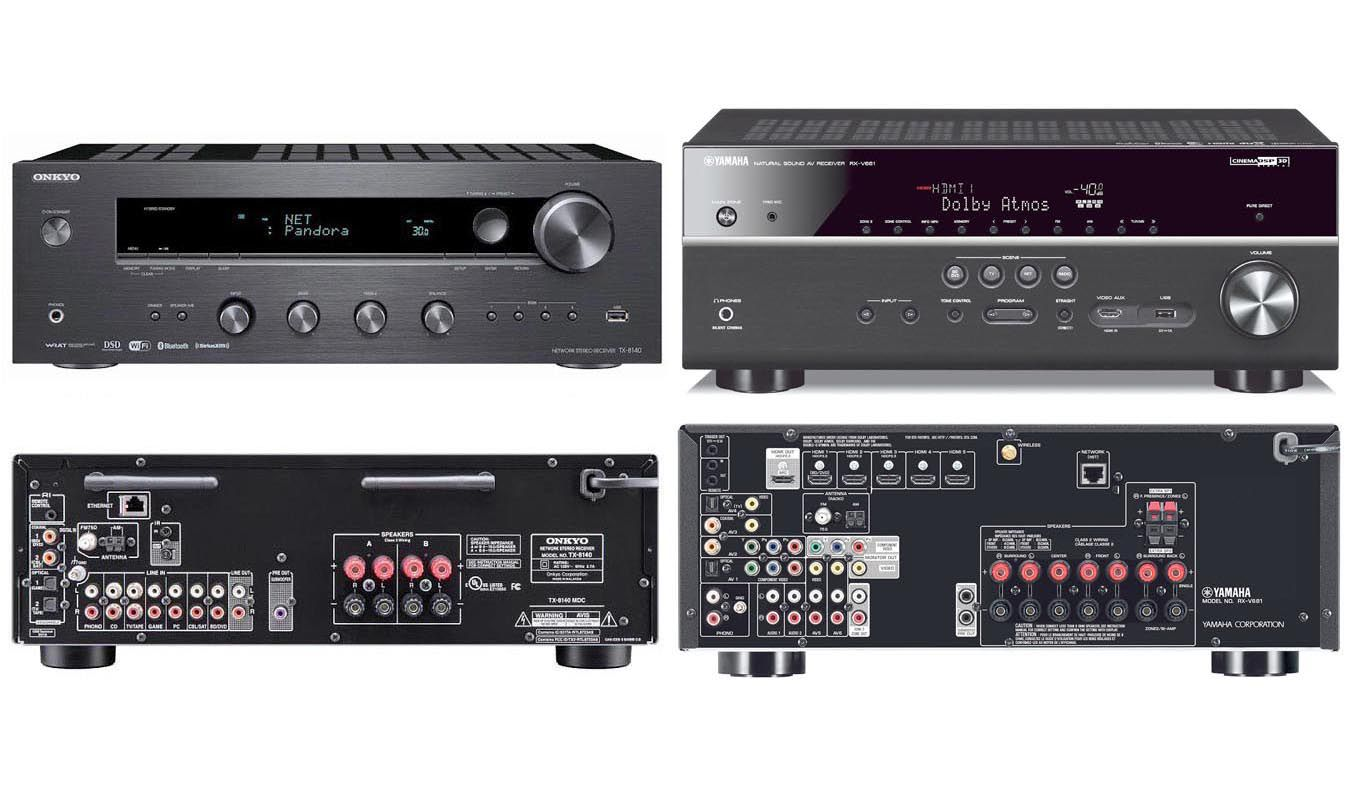 hight resolution of home theater receiver vs stereo receiver which is best for you