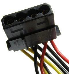 4 pin peripheral power connector pinout [ 1024 x 1024 Pixel ]