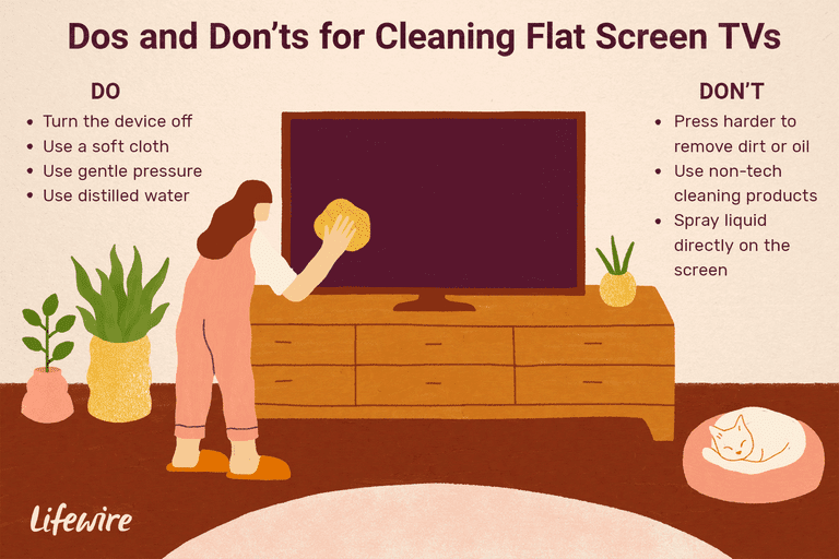 how to clean a