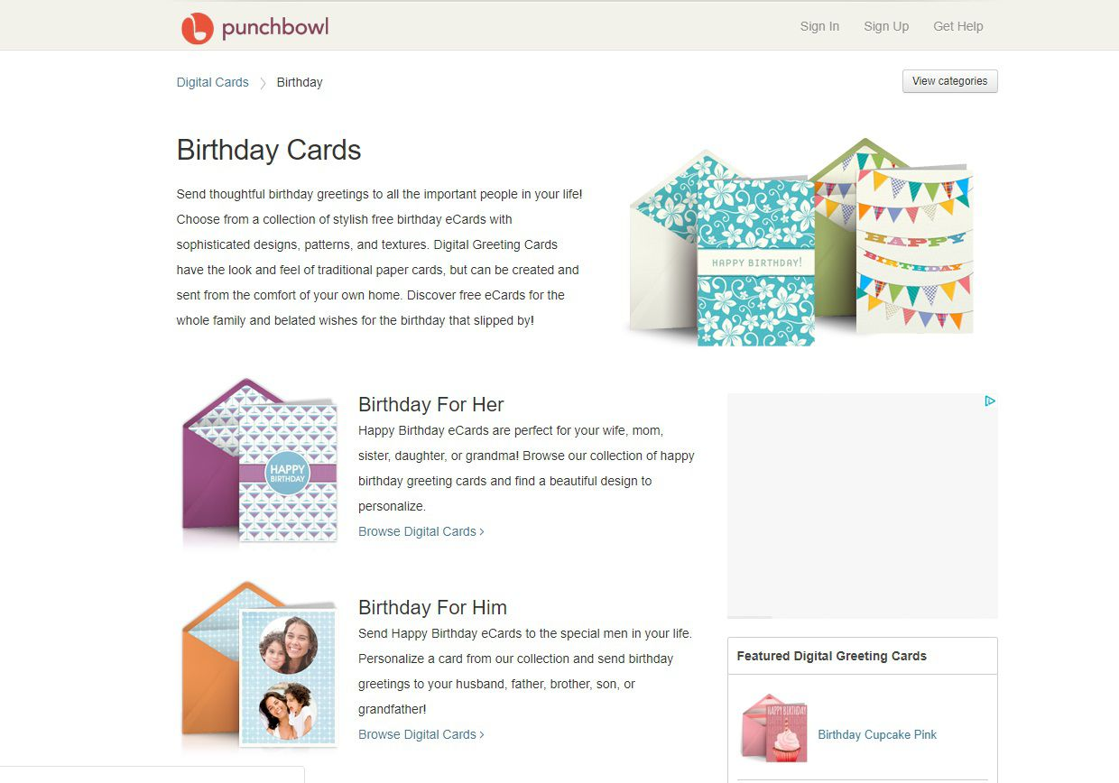 The 18 Top Birthday E Cards And Sites For 2021