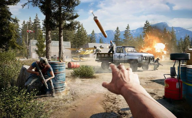 The 9 Best Open World Ps4 Games Of 2019