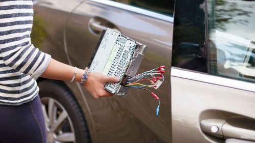 small resolution of car door wiring