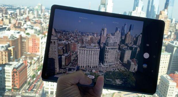 """Résultat de recherche d'images pour """"Samsung Galaxy Tab S6 verdict"""""""