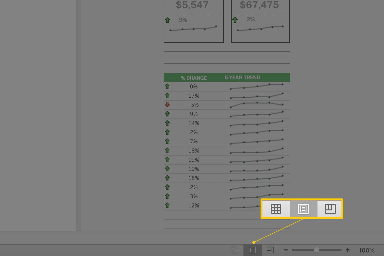 All About The Status Bar In Excel And How To Use It