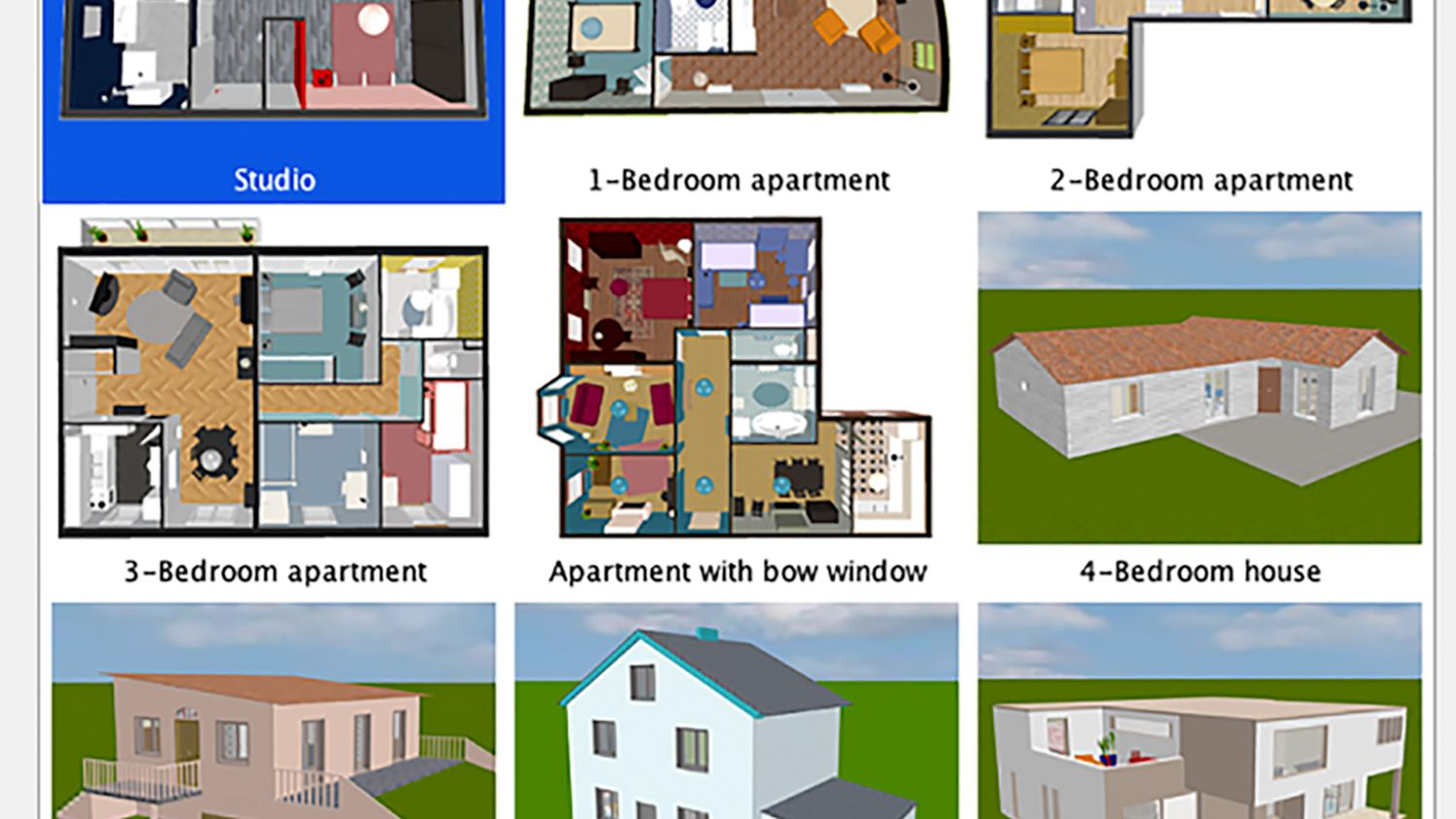 Most features of sweet home 3d can be found in the user interface, the menu and the dialog boxes of renovations 3d, to let you draw walls and. Sweet Home 3d Review Fun And Easy With Some Limitations