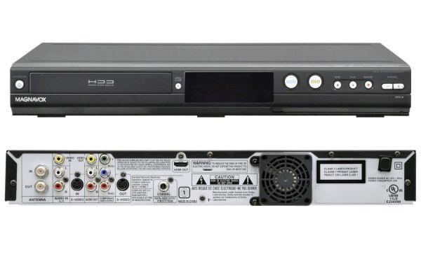 Magnavox DVD Recorder