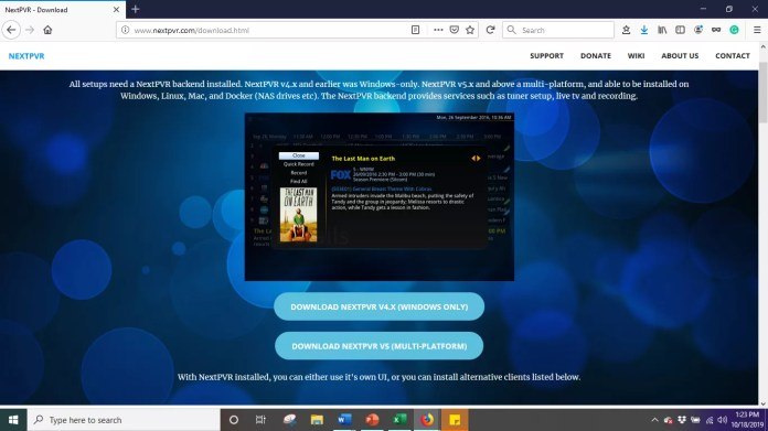 Windows Only Download
