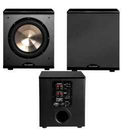 best home theater bic acoustec pl 200 ii subwoofer [ 1024 x 1024 Pixel ]
