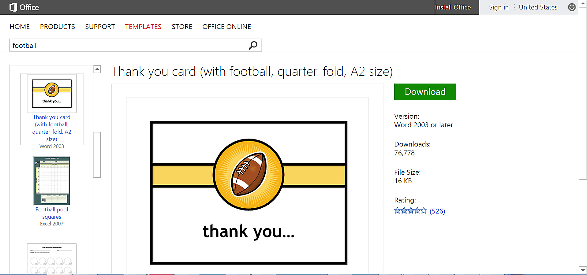 Free Football And Super Bowl Templates And Printables