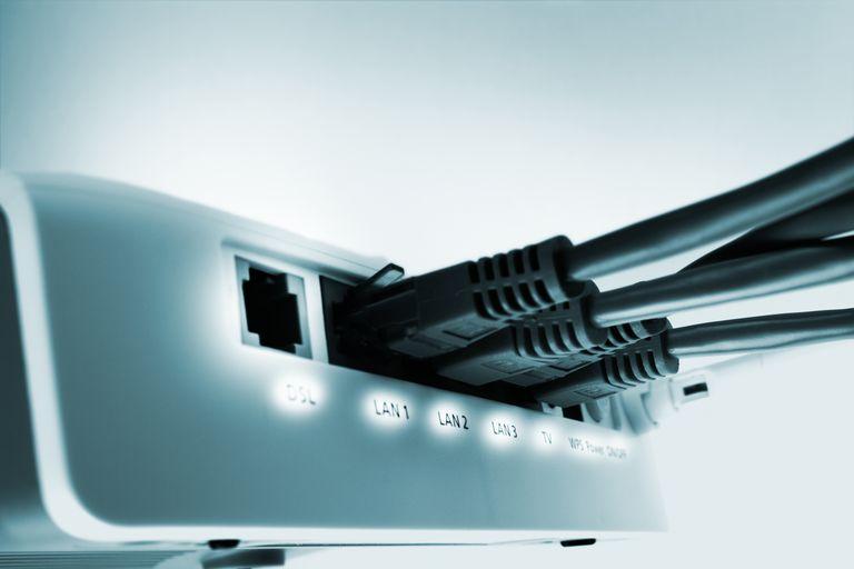 Wiring Ethernet Port