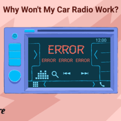 07 Dodge Charger Fuse Diagram 72 Chevy Truck Wiring Car Interior Lights Not Working Try These Four Solutions An Illustration Showing A Radio That Won T Work And The Reasons
