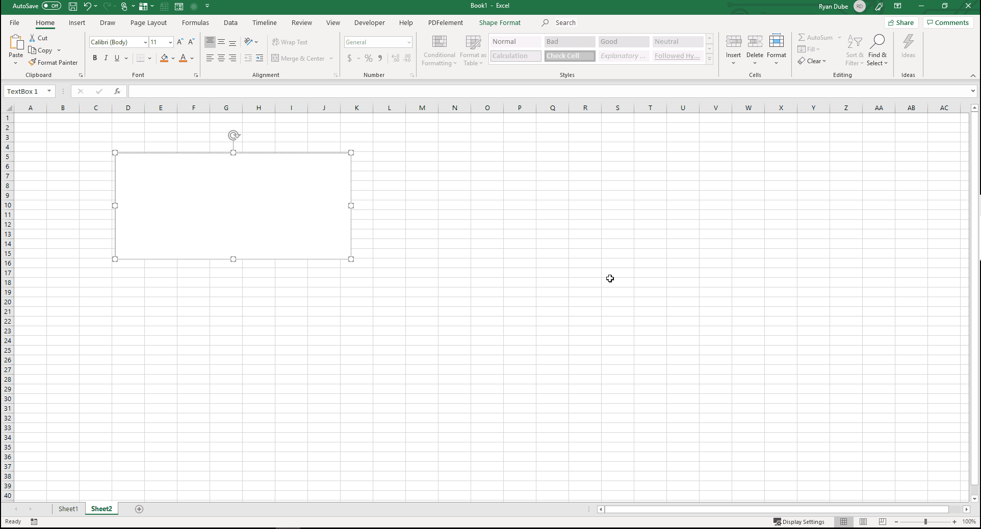 How To Add Bullet Points In Excel