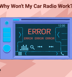 what to do when your car radio has suddenly stopped working [ 1500 x 1000 Pixel ]