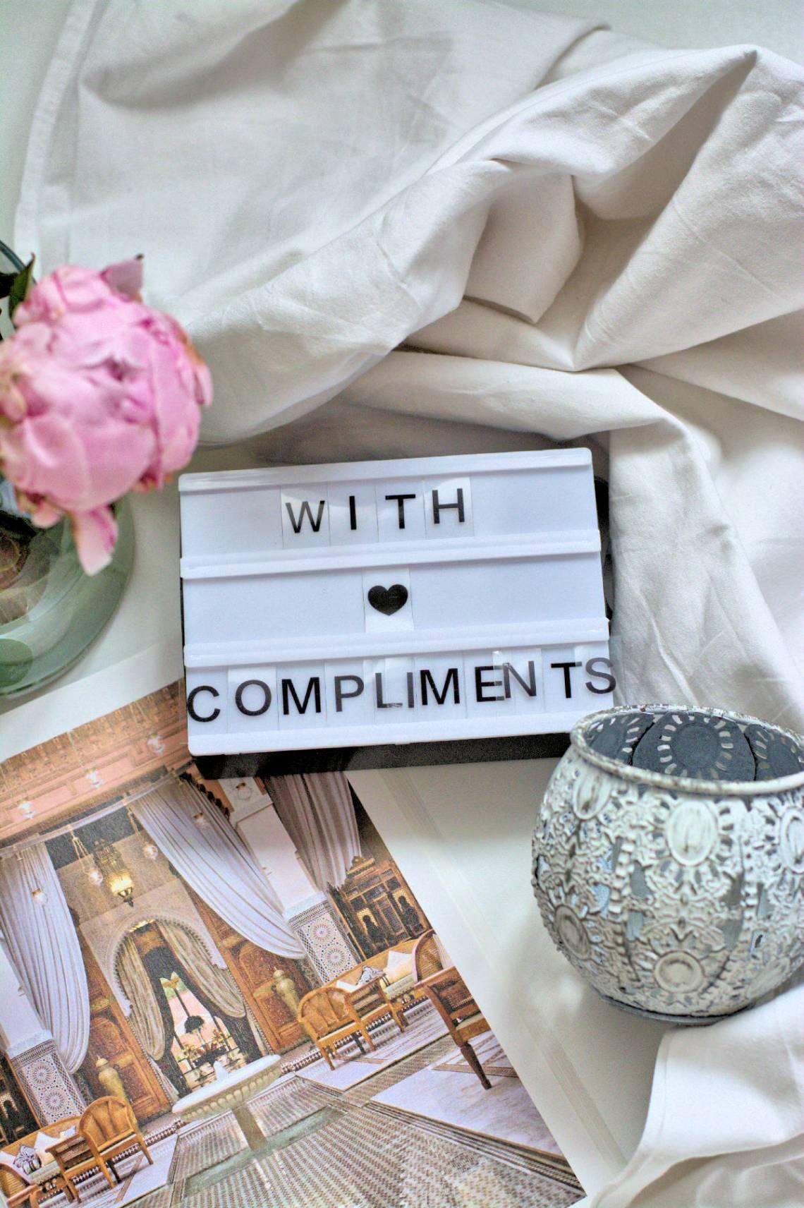 Komplimente