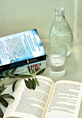 Life with a glow Büchertipps
