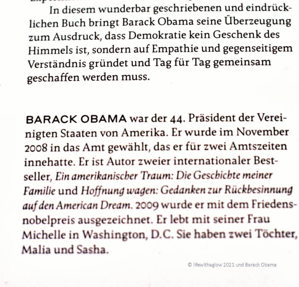Ein verheißenes Land- Wie Barack Obama seinen American Dream erfüllte