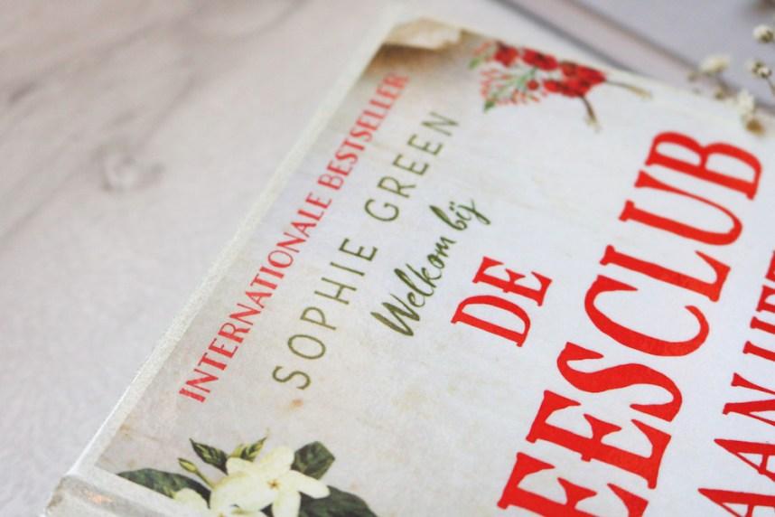 recensie, boeken, boekrecensie, sophie green, leesclub, australie, review, de fontein