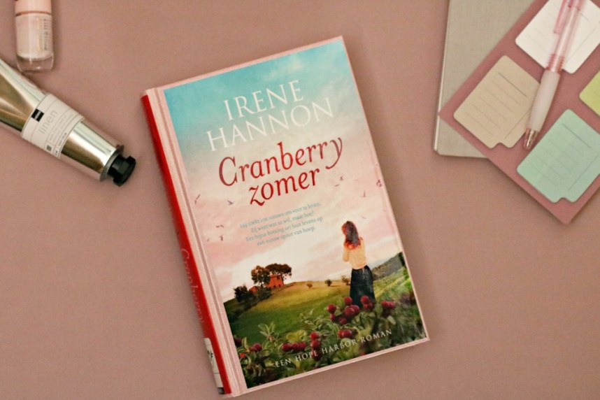 cranberryzomer, irene hannon, recensie, review, lifewithanchors, hope harbor