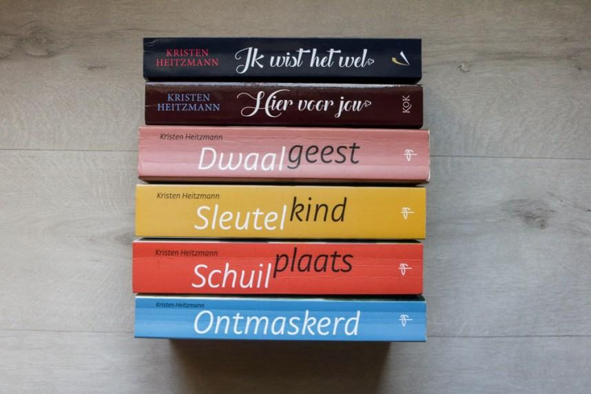 kristen heitzmann, auteur, auteur uitgelicht, boeken, lezen, christelijk, christelijke boeken