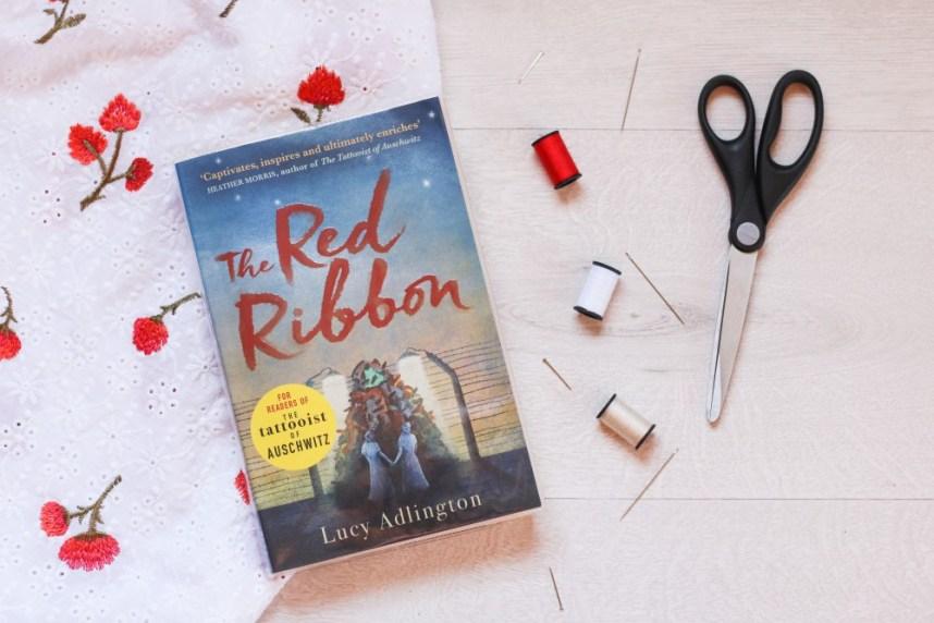 the red ribbon, lifewithanchors, boeken, lezen, recensie, boek, oorlog, young adult