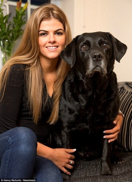 3.12.15 - Dog Helps Save Owner Suffering from Heart Attack2