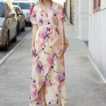 rStheCon Day Two | Floral Print Maxi