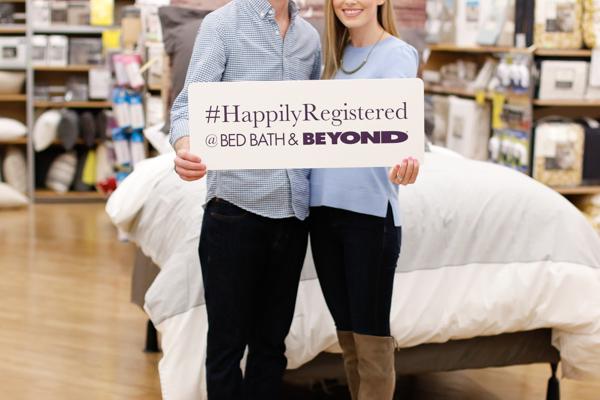 Wedding Wednesday: Top Wedding Registry Picks from Bed Bath & Beyond