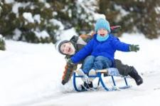 sledding safety for kids