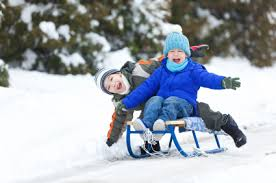 sledding safety for kids