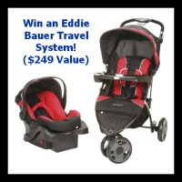 Eddie Bauer Travel System Giveaway - Life With Levi