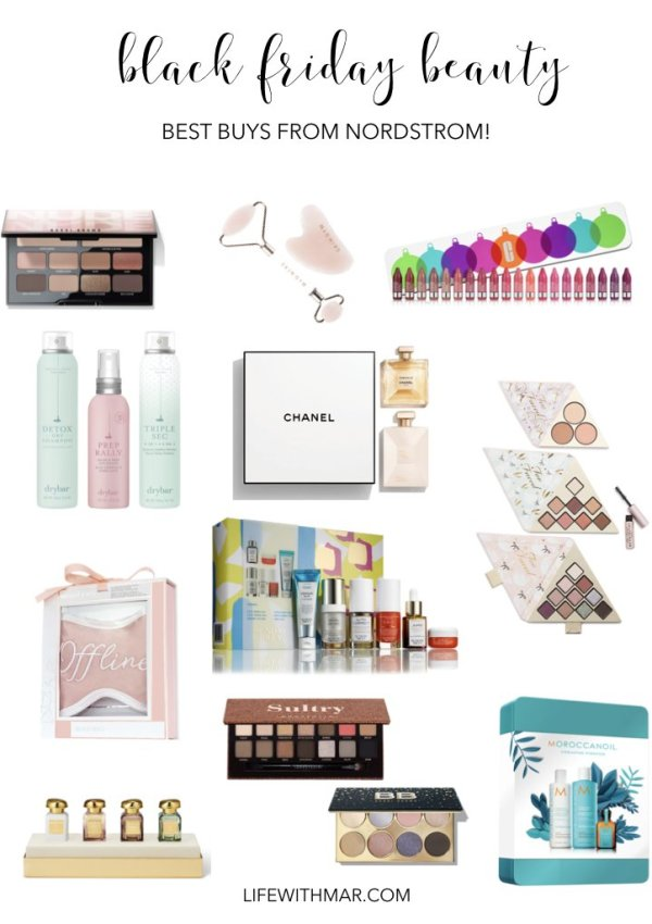 Best Nordstrom Black Friday Beauty deals and holiday gift sets