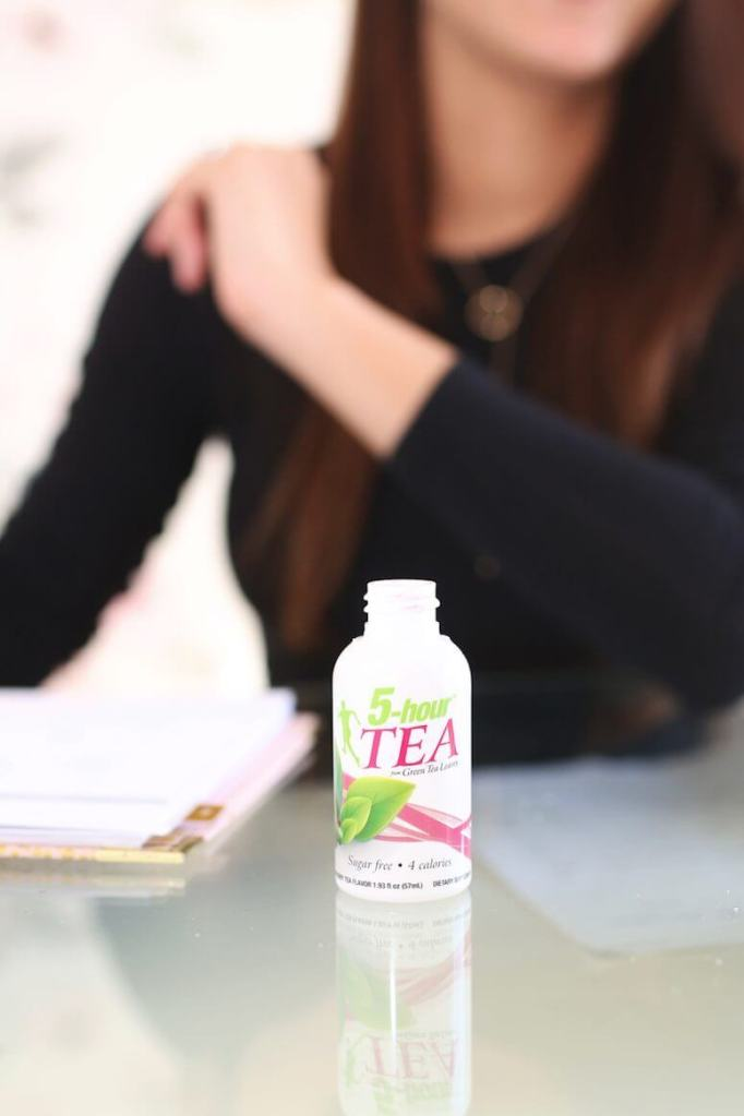 5-hour tea energy shots   how to stay energized as a busy mom