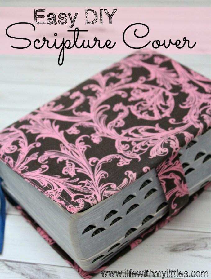 Scripture Cover Tutorial