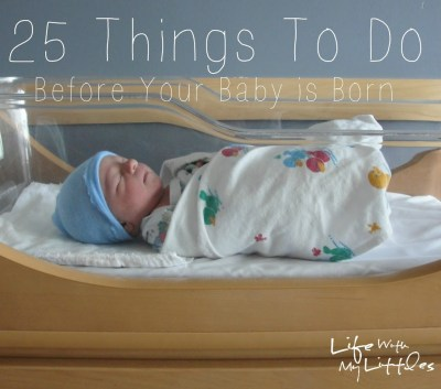25-things-to-do-before-your-baby-is-born