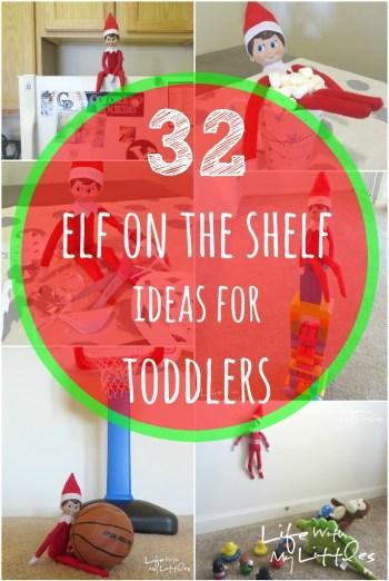 32-elf-on-shelf-toddler-ideas