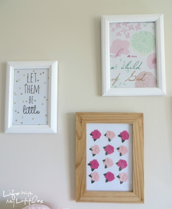 Pink Mint And Gold Nursery: Gold, Mint, And Pink Nursery Reveal