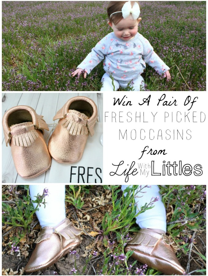 Freshly Picked Moccasins Review & Giveaway