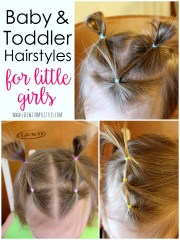 baby and toddler girl hairstyles