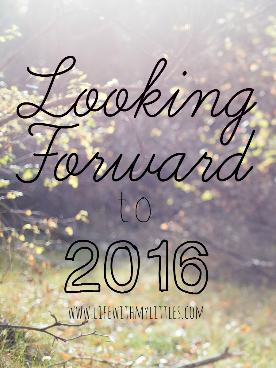 What to expect from Chelsea at Life With My Littles in 2016. Looking forward to a great new year!