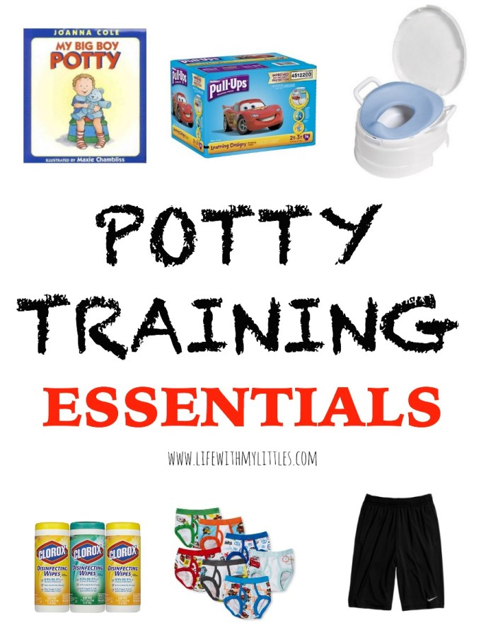 Potty Training Essentials