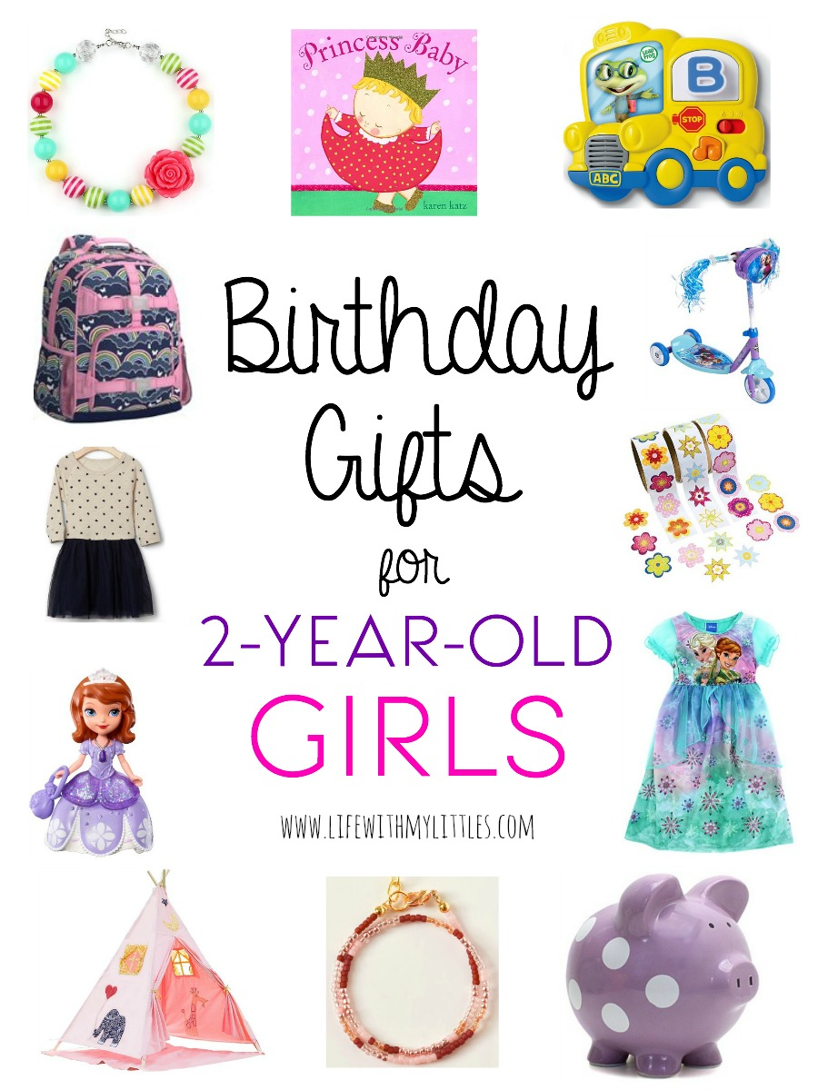Birthday Gifts for 2YearOld Girls Life With My Littles