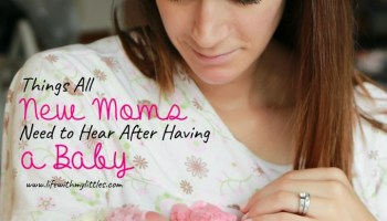 Tips for First Time Moms - A Must-Read for All New Mamas