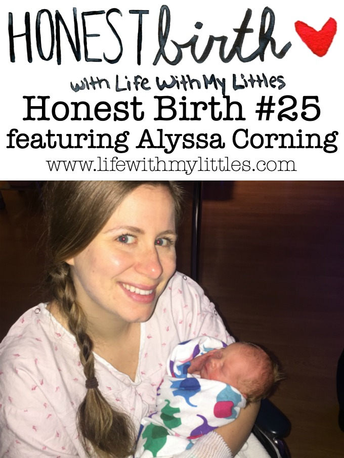 Mama Alyssa Corning shares the emergency C-section birth story of her rainbow baby boy on the Honest Birth birth story series! After losing her first baby from HELLP syndrome at 20 weeks, Alyssa made it to 35 weeks with her second pregnancy. She planned for a natural birth, but when HELLP syndrome started coming back, she had an emergency C-section. Read all about her son's NICU stay and how she found peace after her birth didn't go as planned.